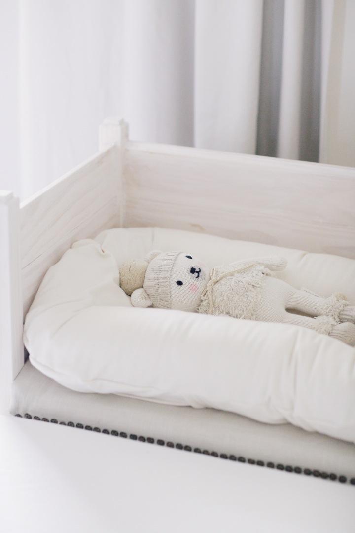Abby's Bedside Co-sleeper